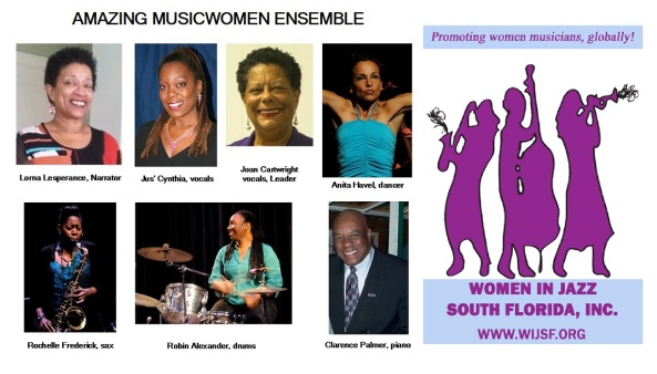 Amazing Musicwomen Ensemble 2014