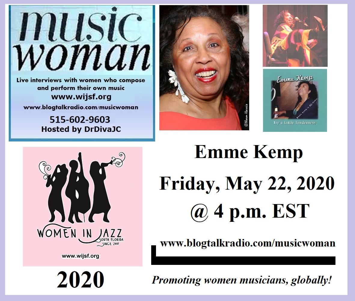 musicwomanradio2020radioemmekemp