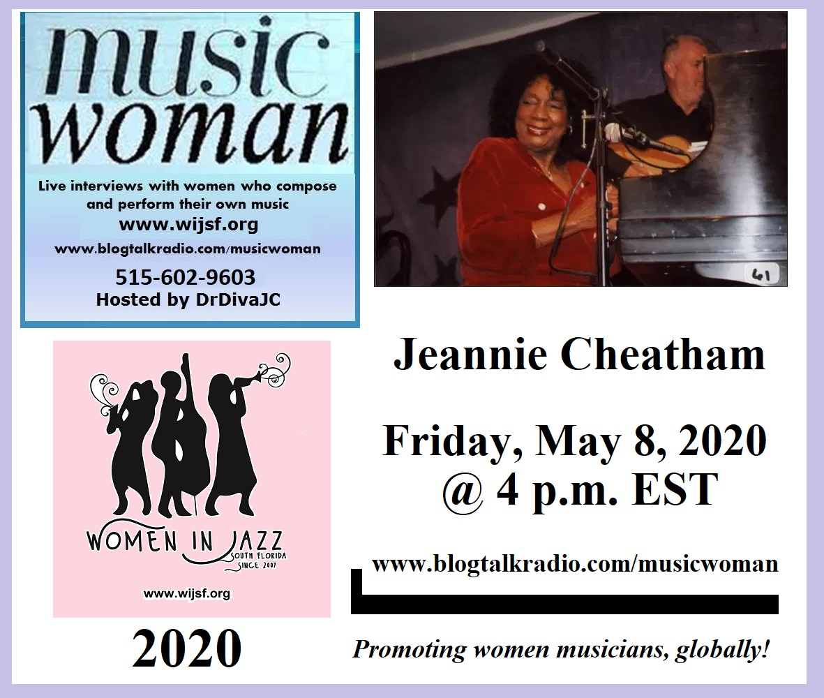 musicwomanradio2020radiojeanniecheatham